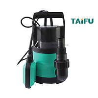 Насос дренажный TAIFU GP 550 (0.55 кВт) корпус пластиик 155л/мин 8м