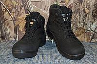 Ботинки «ULTRA» чорные зима тинсулейт