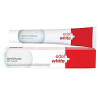 """Зубна паста EDEL + WHITE ® """"Анти- наліт + Відбілювання"""", 75 мл"""