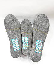 Стелька для обуви Фетр