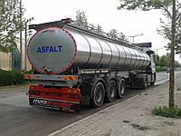 Автоцистерна под мазут/битум/асфальт