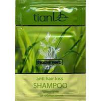 Пробник шампуня от облысения  или от седины TianDe Master Herb