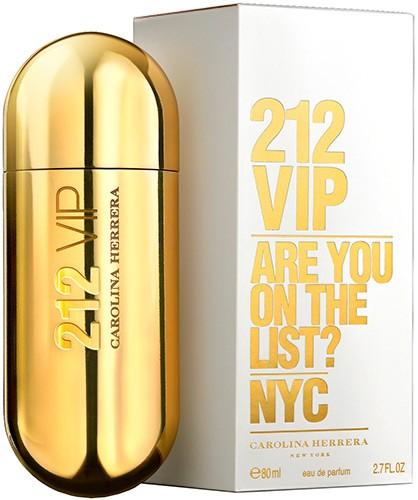 Carolina Herrera 212 VIP for Women парфюмированная вода 80 ml. (Каролина Херрера 212 Вип Фор Вумен)