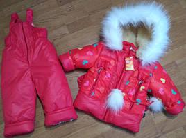 Верхняя одежда (демисезонные куртки, ветровки, костюмы, комбинезоны)