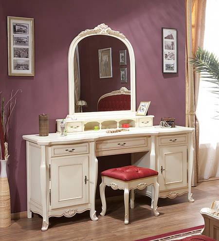 Туалетный стол без зеркала Arcad