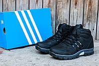 Мужские зимние кроссовки Adidas Oudoor (Адидас) с мехом