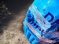 Пищевая труба полиэтиленовая 25 мм 16 атм (синяя)