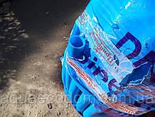 Харчова труба поліетиленова 25 мм 16 атм (синя)