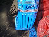 Харчова труба поліетиленова 40 мм 16 атм (синя), фото 2