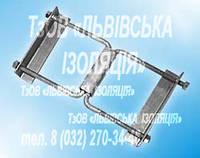 Кріплення підкоса опори КПв (гар.цинк.) /Крепление подкоса опоры