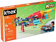 Бластер K-20 X (165 деталей), набор для конструирования, K`nex