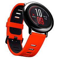 Умные часы Smart Watch Xiaomi Huami Amazfit Red Sport Smart Watch English version Оригинал