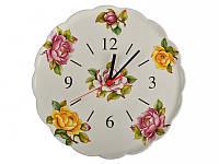 Часы настенные кухонные Nuova Cer 30 см612-011