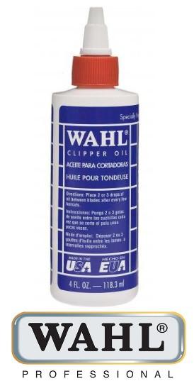 Масло для смазки машинок Wahl 118 мл