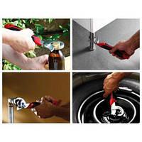 Универсальный гаечный разводной Ключ Snap'n grip / инструменты для авто