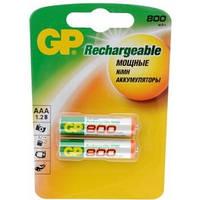 GP Batteries AAA 800mAh NiMh