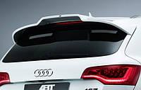 Спойлер заднего стекла Audi Q7 2005-2015 / ABT Sportline
