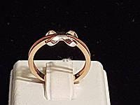 Золотое кольцо Бесконечность. Артикул 146000