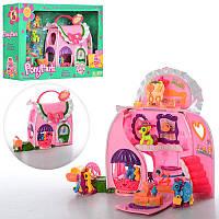 Игровой набор домик «My little pony» 2386