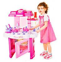 Детская кухня 008-26 LIMO TOY Розовая