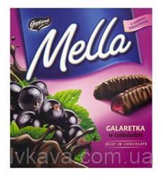 Конфеты желе в шоколаде Mella Goplana черная смородина  , 190 гр