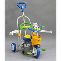 Детский велосипед Geoby SR59-208 (желто-голубой)