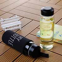 Пластиковая бутылка  My bottle в термочехле, фото 1