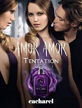 Cacharel Amor Amor Tentation парфюмированная вода 100 ml. (Кашарель Амор Амор Тентейшн), фото 3