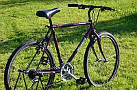"""Хроммолібденовий велосипед Mondia 26"""" (вир-во Швейцарія) повністю на Shimano EXAGE"""