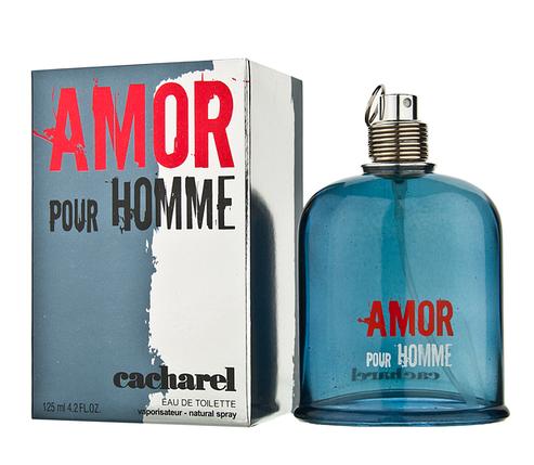 Cacharel Amor Pour Homme туалетная вода 125 ml. (Кашарель Амор Пур Хом), фото 2