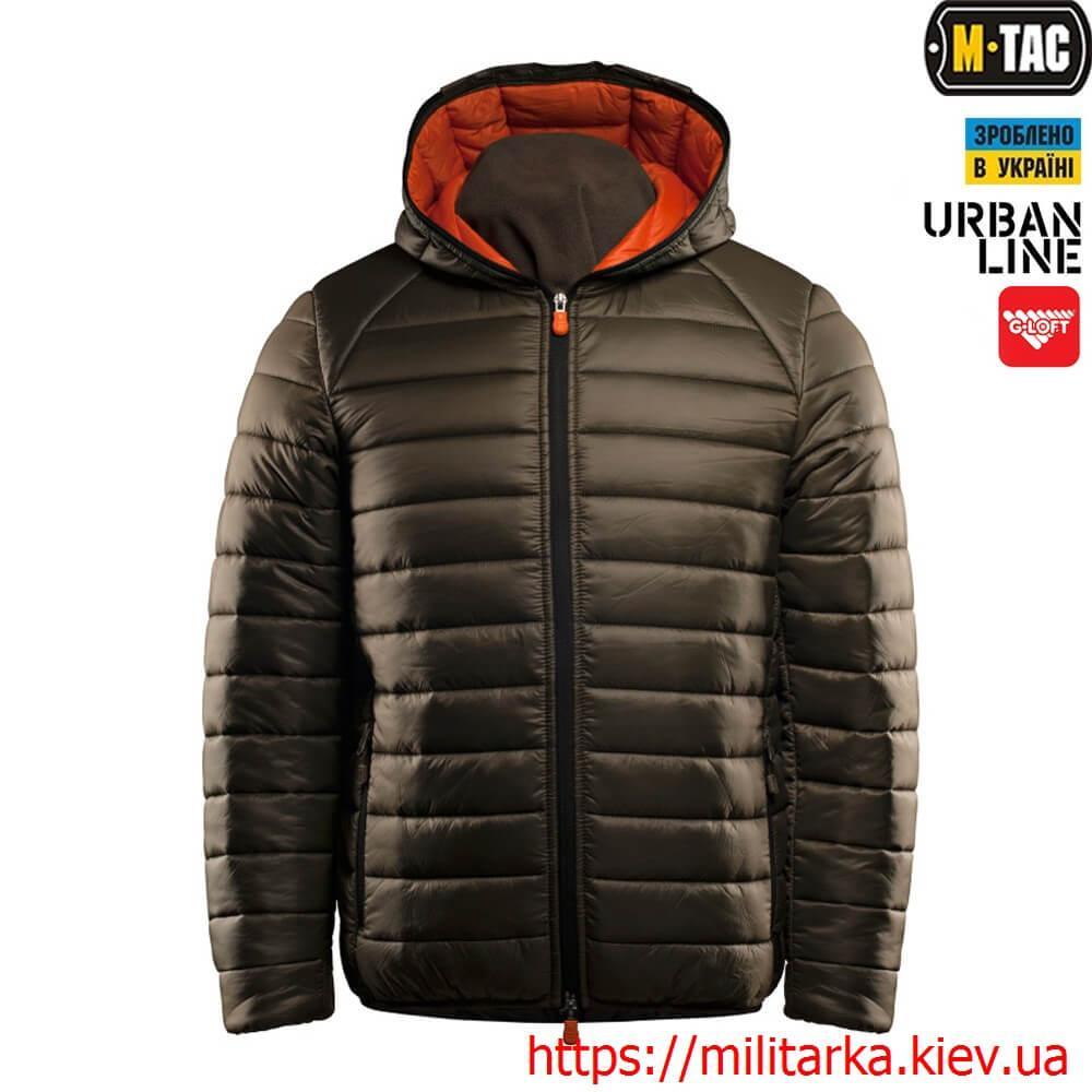 M-Tac куртка Stalker G-Loft Olive