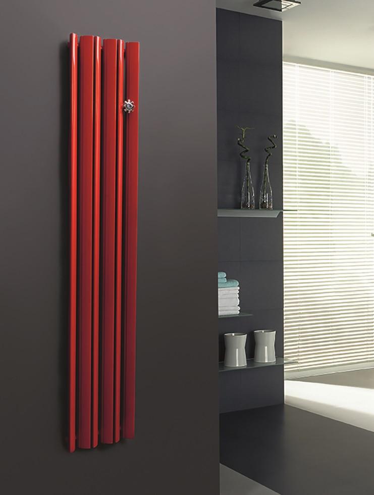 ENIX Дизайн радіатор Mango 1800*340 Ral 5002