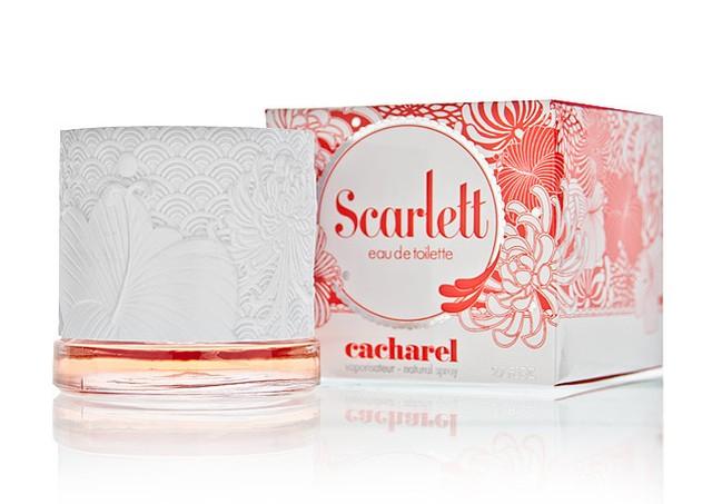 Cacharel Scarlett туалетная вода 80 ml. (Кашарель Скарлетт)