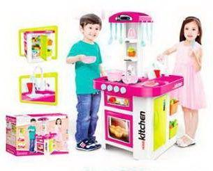 Детская игровая кухня с аксессуарами 889-59-60