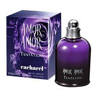 Cacharel Amor Amor Tentation парфюмированная вода 100 ml. (Кашарель Амор Амор Тентейшн), фото 1