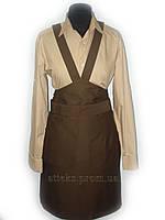 Форма для официантов (рубашка + передник) №2