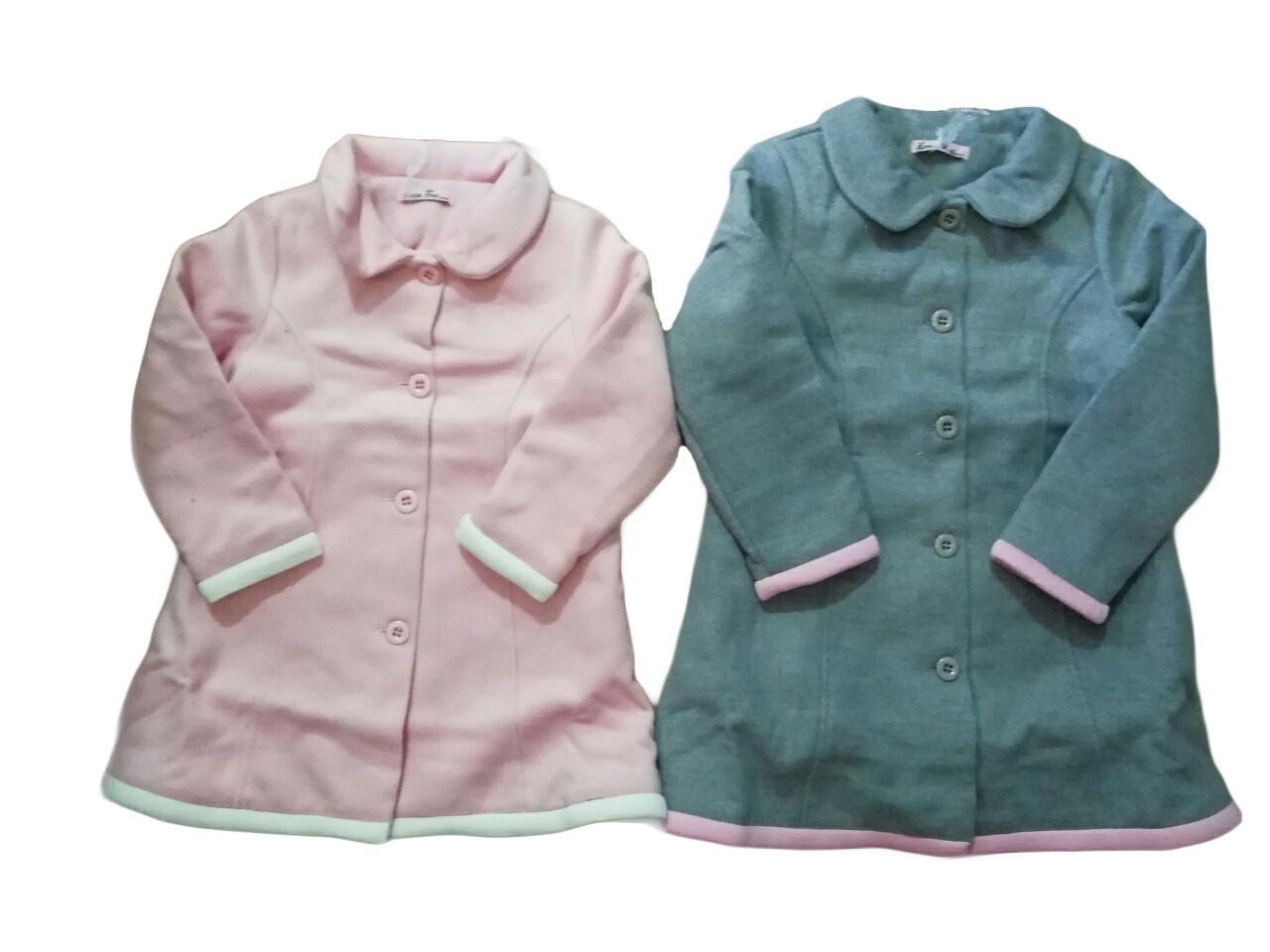 Пальто для девочки,  размеры 3-8 лет, Lemon Tree, арт. FD 7908