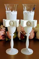 Бокалы свадебные Бриллиант