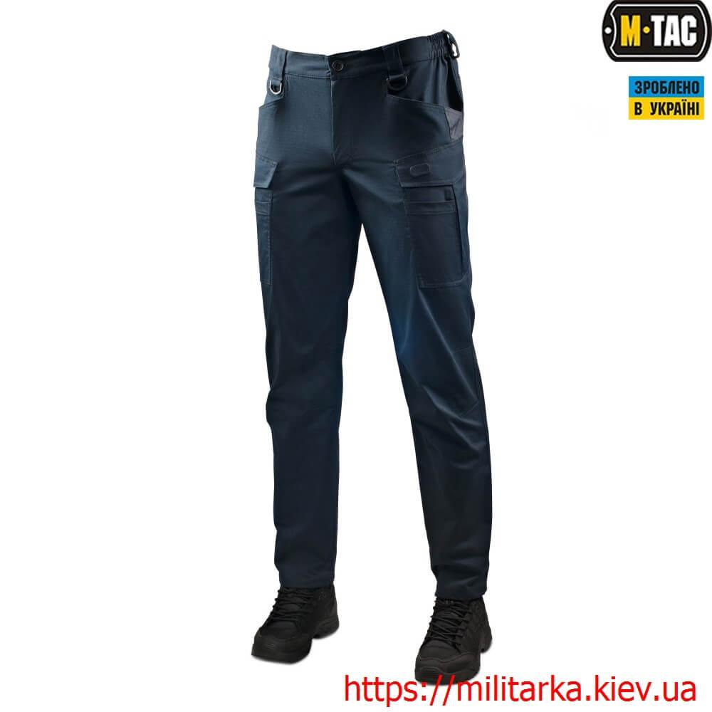 M-Tac брюки Police Dark Navy Blue