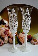 Фужеры свадебные Ирис