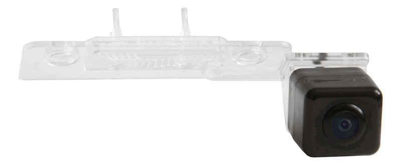 Камера заднего вида для Skoda Octavia А5 (SFT-9036)