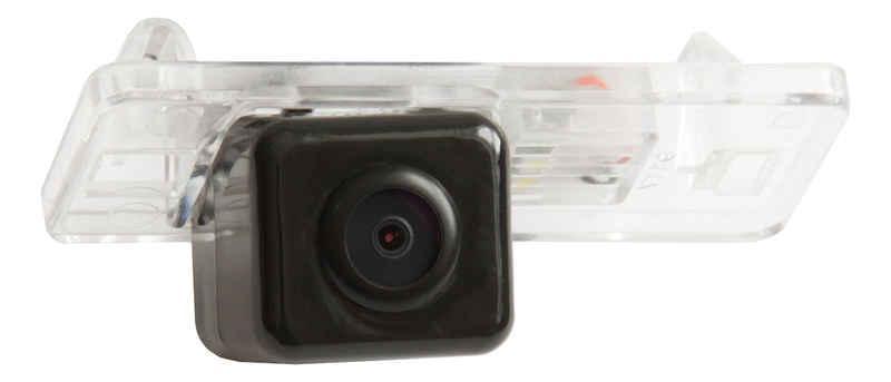 Камера заднего вида для Peugeot 308, 508, 3008, Citroen Elysee, С4 (SFT-9117)