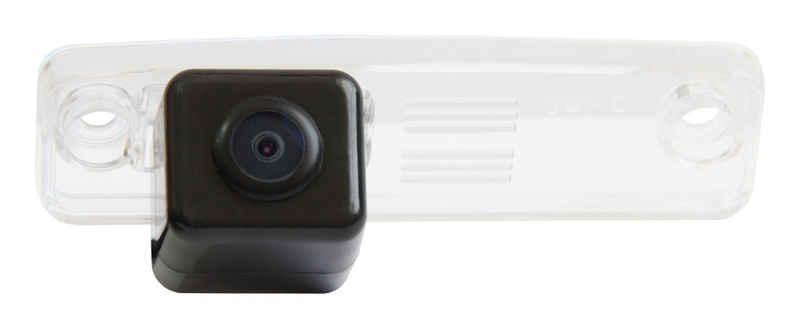 Камера заднего вида для Subaru Forester, Outback, Impreza (SFT-9065)