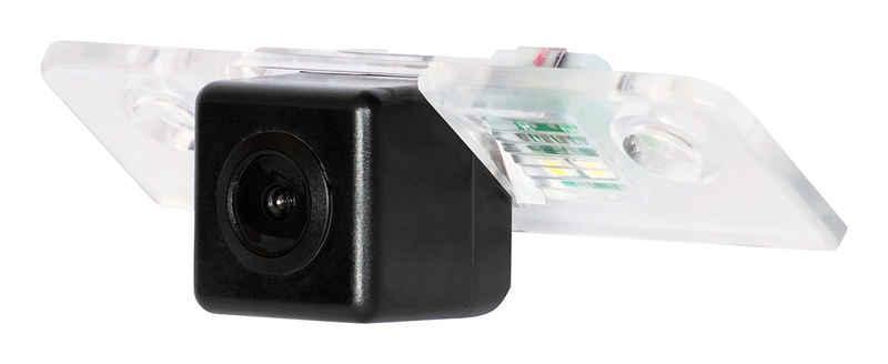 Камера заднего вида для Skoda Octavia 2004+ (SWT VDC-010)