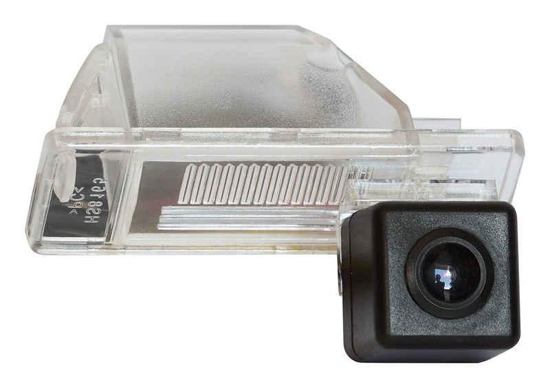 Камера заднего вида для Nissan Qashqai, X-Trail (SWT VDC-023)
