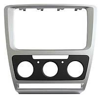 Переходная рамка для автомобиля Skoda Octavia A5 для 2 din магнитолы