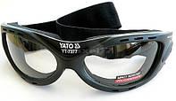 Очки защитные открытые YATO YT-7377 Код:46790074