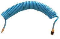 Шланг спиральный полиуретановый (PROFI) 8*12мм L=5м  «AIRKRAFT». Made in Italy.  «AIRKRAFT» AHC48/I Код:134053505