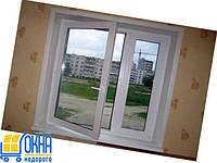 Пластиковые откосы на окна - стоит ли устанавливать