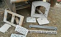 Колосники чугунные, печное литье к котлам на твердом топливе, фото 1